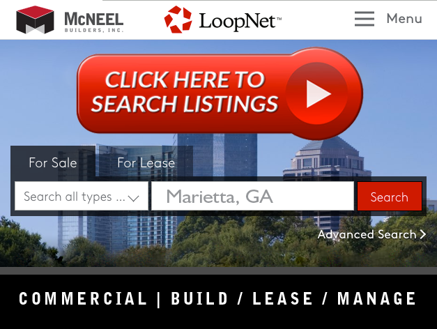 Buildings for Sale or Lease in Marietta